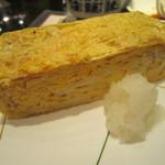 回転寿司 たいせい - 2013/8 厚焼玉子