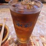 四川家庭料理 珍々 - ウーロン茶(350円)