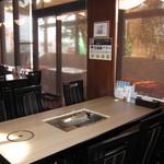 赤瓦 - テーブル席(6人席)