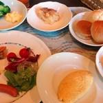 イタリアンレストラン ルッチコーレ - 朝食バイキング