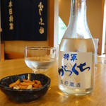 うな助 - 冷酒740円