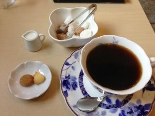 1518珈琲 - 本日のコーヒーは「エチオピア」