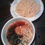 南天 - つけ麺600円