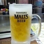 20686812 - 生ビール