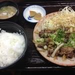 20687893 - 焼肉定食