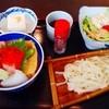 やぐら寿司 - 料理写真:ランチのちらし¥860