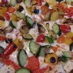 20689778 - 菜園風野菜のピザ