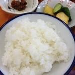 多菜田 - 白飯