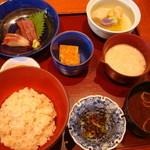 Sagami - 十穀米自然薯とろろ膳