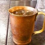 炙里 - ランチはアイスコーヒー付き