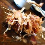 空母信濃 - キャベツの串揚げ200円
