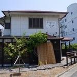 洋食レストラン桜 - 横に駐車場があります