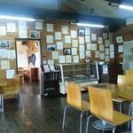 喫茶トムル - 23年当時:店内