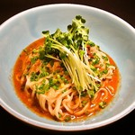 担々麺 辣椒漢 - 正宗担担麺(汁なし)