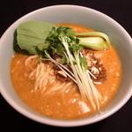 担々麺 辣椒漢 - 日式担担麺(汁あり)