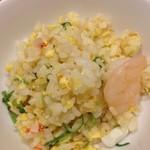 20694638 - 海鮮炒飯。あっという間にいろいろ食べたので、写真これしかなく。。
