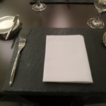 リベルタス - テーブルセッティング