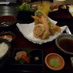 GYO2 - 天麩羅定食