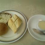 20696807 - setの3種類のパン(^-^