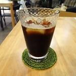 油田カフェ - アイスコーヒー