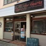 THE BURGER HEARTS -