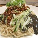 かっちゃんラーメンSP - 黒ごま冷し担々麺
