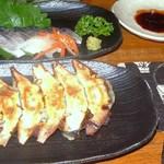 ぎょうざ菜館きてや - 餃子と〆(シメ)鯖