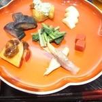 キッチンステージ - 「こだま」前菜7品