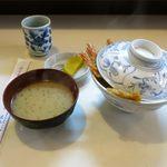 天勝 - 天丼(800円)