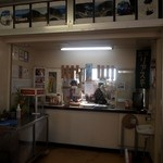 三陸リアス亭 - うに弁当が売り切れるとお客さんはいなくなった