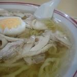 華月園 - 澄んだスープ うまい