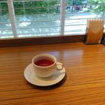 カフェ ランデヴー - 朝食ビュッフェ(1,200円)につくアールグレイ