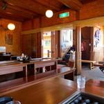 湯楽亭 源泉閣 - 木のぬくもりのある和空間