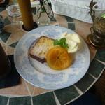Tea Room - ホームメイドショートケーキ