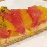 フルーツピークス - オレンジとグレープフルーツ【472円】