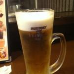 ギン酒場 - 生ビール