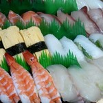 廻鮮寿し たいの鯛 - 瀬戸のさざ波(4人前)