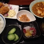 20709039 - おまかせ定食 ¥850
