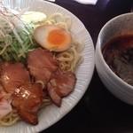20709110 - 広島つけ麺(20辛) ¥880