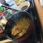 木曽路 - お出汁のきいた味噌汁