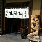 寿屋 - 入り口