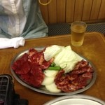 焼肉 ユキ - 初訪時、ヒレの大きさと厚さに感動しました(^^)