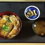 20712592 - かつ丼。(玉子)
