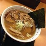 らーめん 円満 - 炙りチャーシュー麺