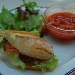 チェンバロ - サンドイッチのCセット