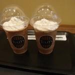 タリーズコーヒー - 2013.08アイスSチョコラテ(340円)