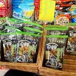 田中菓子舗 - 料理写真:名物の「田老かりんとう」