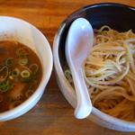 さくら食堂 - シンプルつけ麺。