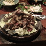ばり鶏 - 名物『ばり焼き』
