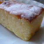 パン・ド・ノエル - 料理写真:レモンケーキ